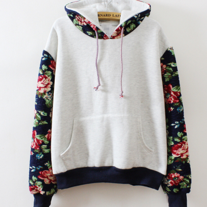 on sale FASHION HOT FLOWER SWEATER ..