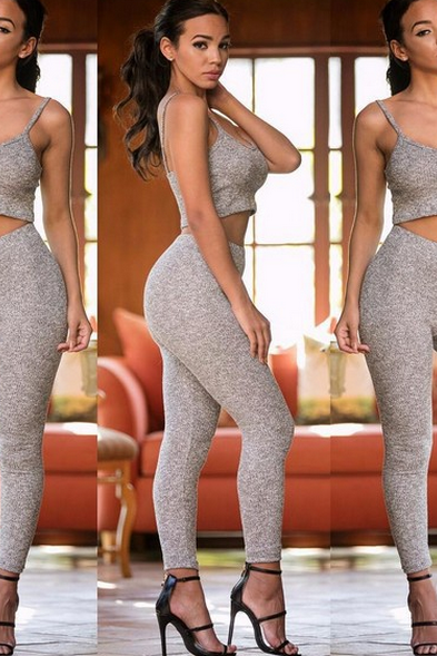 WOMEN'S WARM PIECE PANTS SUIT